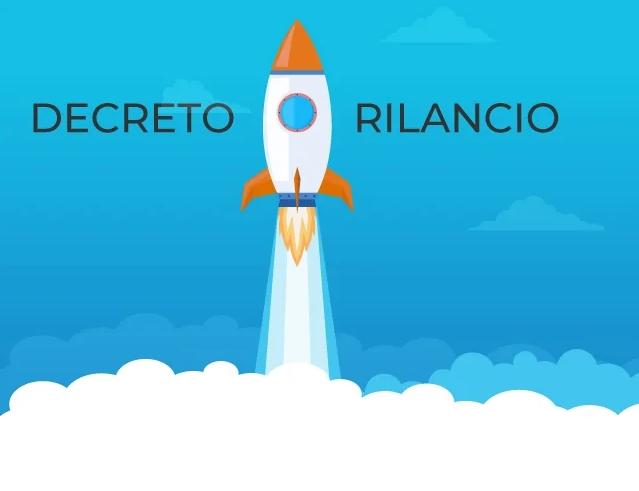 DECRETO RILANCIO, BONUS 110 % PER L'EDILIZIA