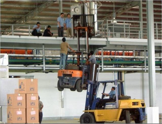 """Sanzione per Datori di lavoro che operano """"senza abilitazione"""" su particolari attrezzature?"""
