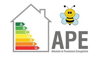 Attestato di prestazione energetica APE
