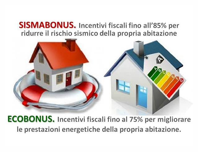 Sisma Bonus: Tutte le informazioni