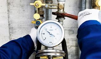 Servizio verifica rete gas