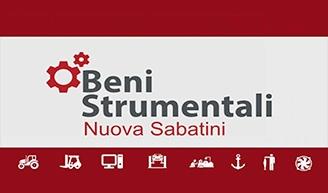 Legge Beni Strumentali (Nuova Sabatini)